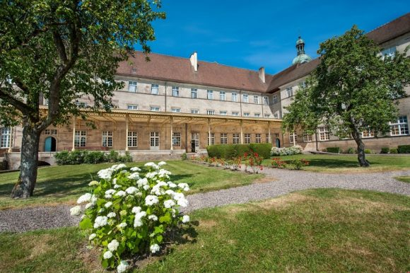 abbaye saint colomban luxeuil